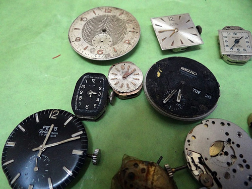 maquinas para relojes ideal repuestos