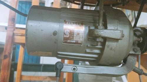 máquinas rectas industriales usadas - marca reach y pfaff