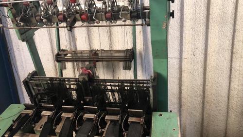 maquinas textil de alta produção