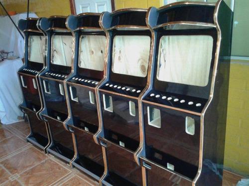 máquinas tragamonedas: arriendo, concesión y servicio técnic