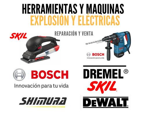 maquinas y herramientas para constructoras, alquiler y venta