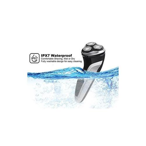 maquinilla de afeitar eléctrica recargable rápida de la máqu