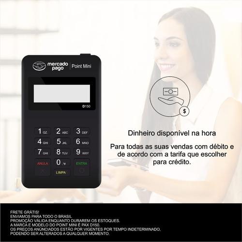 maquininha de cartão de credito promoção