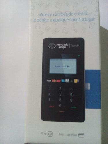 maquininha de cartão mercado pago point h