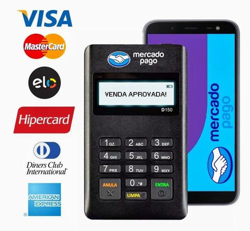 máquininha de cartão point - sem aluguel crédito débito