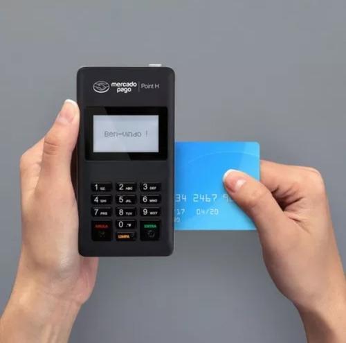maquininha de cartões point mini chip maquineta frete grátis