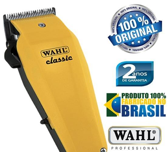Maquina de cortar pelo wahl original