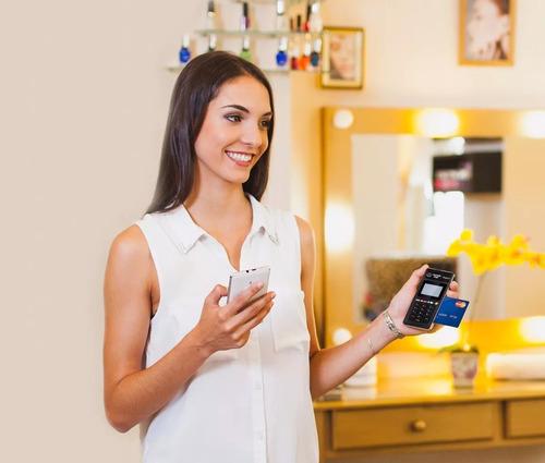 maquininha point mini máquina de cartão mercado pago livre