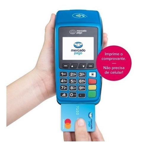 maquininha point pro - a máquina de cartão do mercado pago