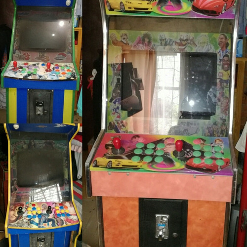 maquinitas de videojuegos