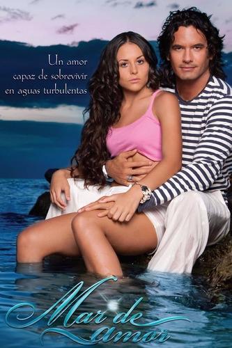 mar de amor 2009 telenovela  en formato dvd