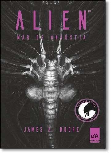 mar de angústia - vol.2 - trilogia alien