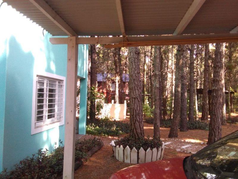 mar de las pampas venta casa 4 ambientes, jardin, bosque.