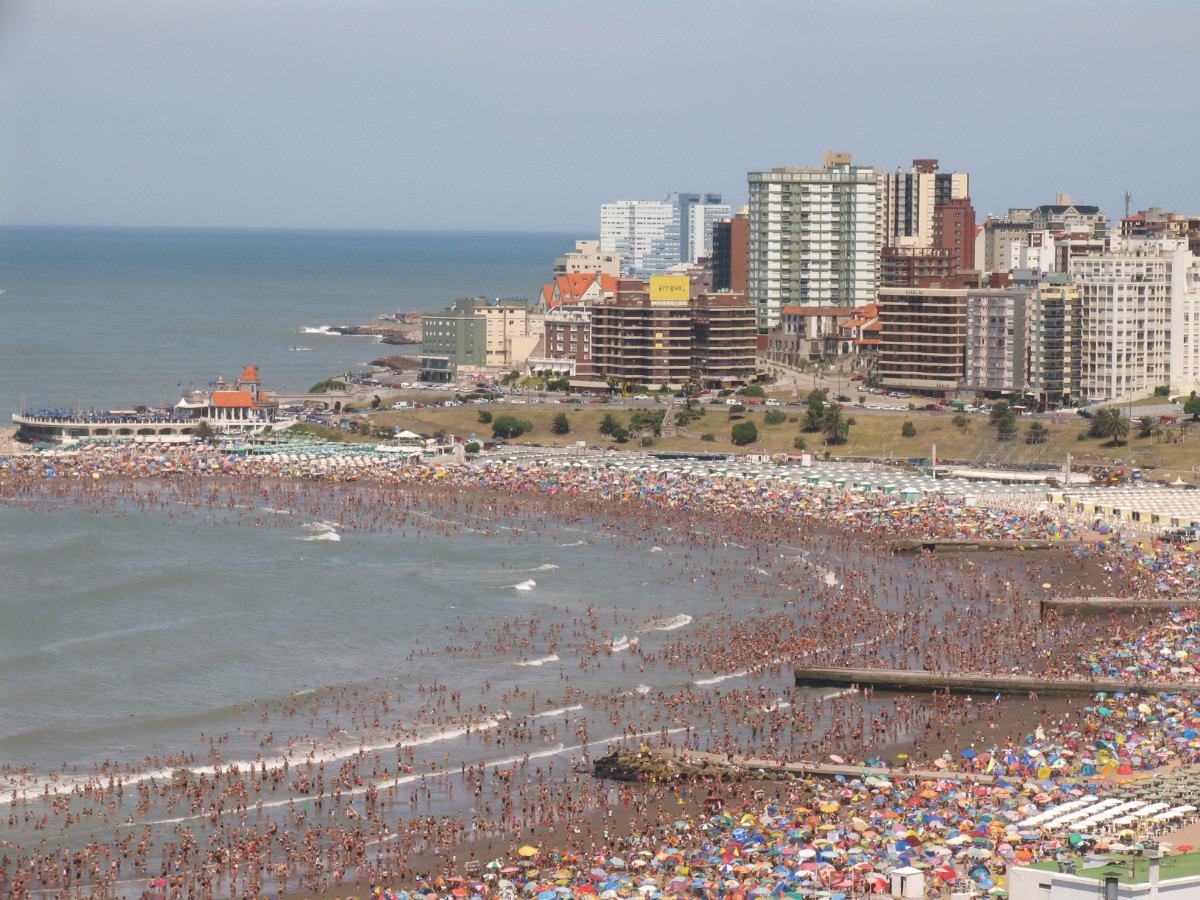 mar del plata 2 amb al mar !! de lujo !!!