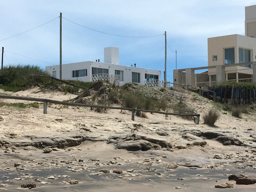 mar del sur duplex primer linea de playa