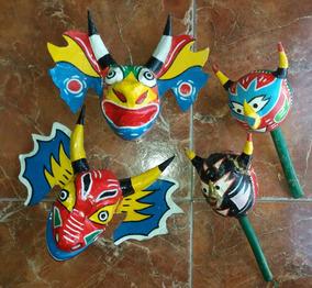 Maracas Diablos De Yare Baterías Y Percusión En Mercado