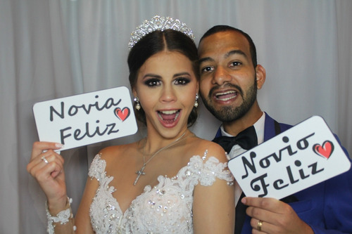 maracay alquiler fotocabina funnybooth boda quinceaños