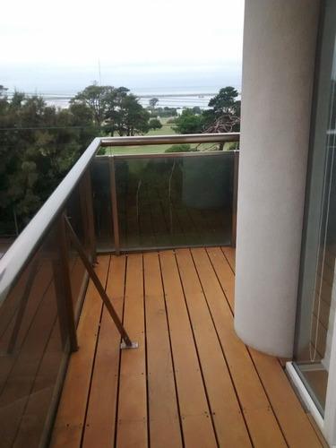 maral 54 - 2 ambientes cochera vista golf - playa grande