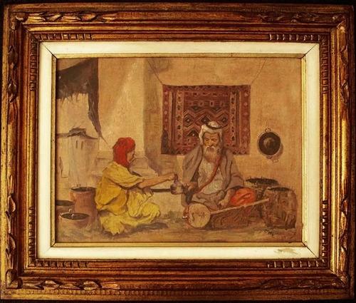 marangoni - pintura orig. acrílico s/ tela assinado 1989