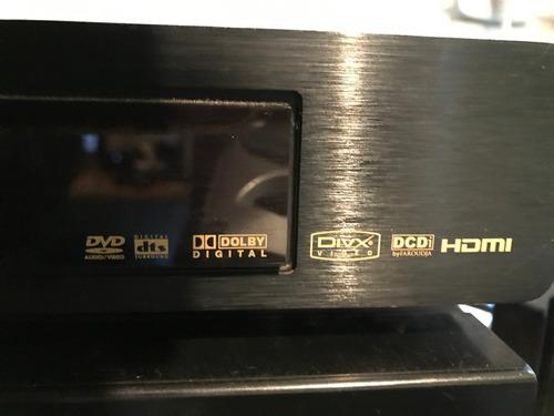 marantz dv6600 sacd / dvd 24-bit/192khz dac. impecable.