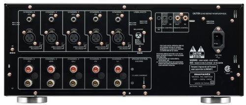 marantz mm7055 amplificador de potencia de 5 canales (negro)