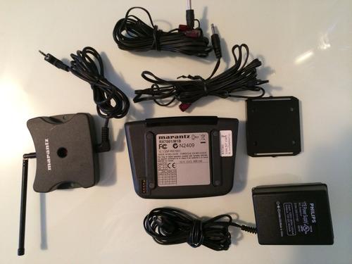 marantz rx7001/m1b + ra7001/u1b - extensor radio frequência