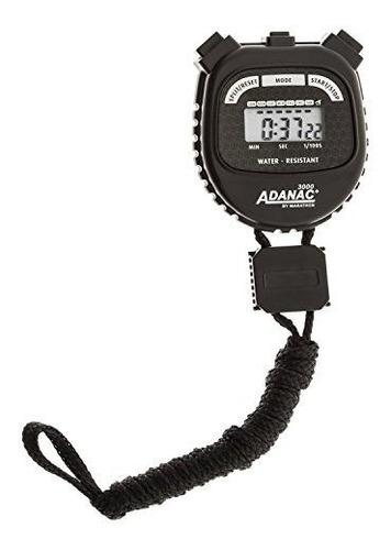 marathon adanac 3000 cronometro digital bateria del temporiz