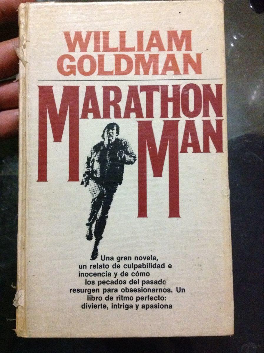 marathon man- william goldman- círculo de lectores. Cargando zoom.