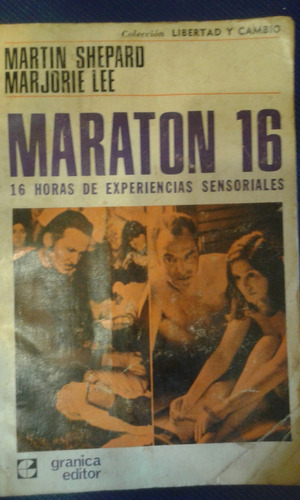 maraton 16. martin shepard/ marjorie lee