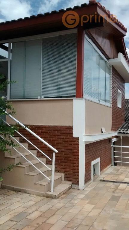 maravilhosa casa com piscina vila milton  250 m² - aceita imóvel permuta como parte de pagamento - ca0057