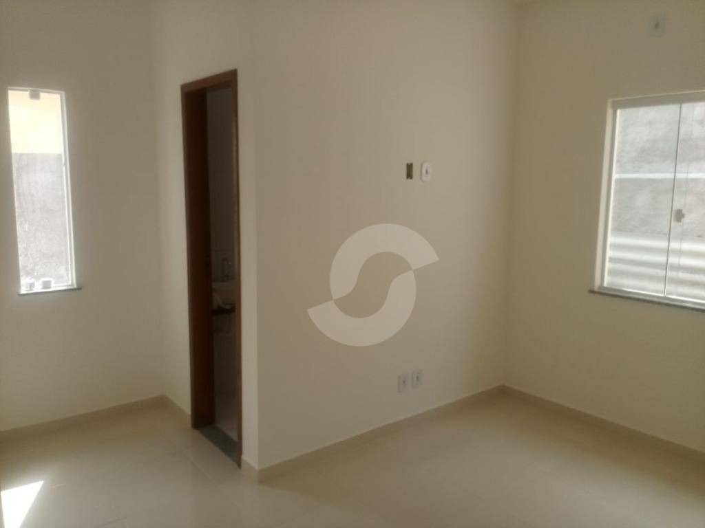 maravilhosa casa de dois quartos com suíte nova, em itaboraí - ca0537