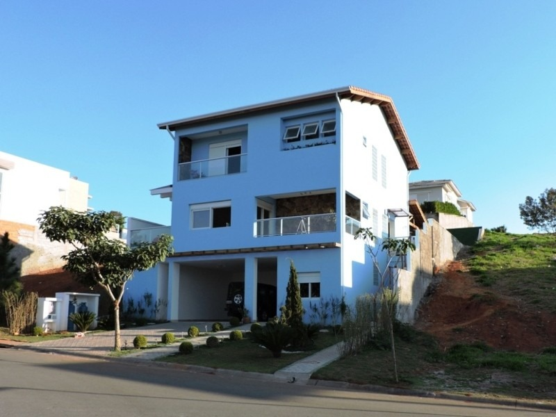 maravilhosa casa em condomínio fechado. cod.  62219