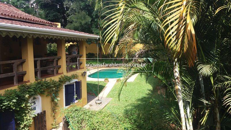 maravilhosa casa em mairiporã com bela área construída