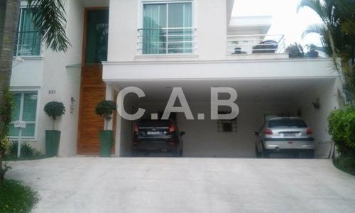 maravilhosa casa mobiliada alphaville residencial 5  - 5602