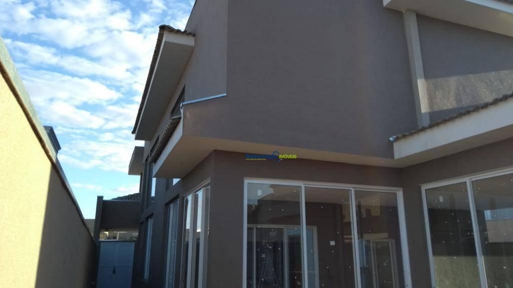 maravilhosa casa sobrado à venda, parque residencial damha v, são josé do rio preto. - ca2146