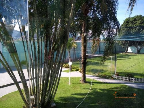 maravilhosa casa triplex de alto padrão, 5 quartos com suítes - recreio dos bandeirantes - ca0004