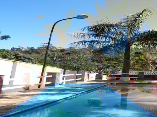 maravilhosa chácara excelente localização c piscina