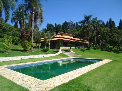 maravilhosa chácara ibiúna 17.200 mts sede, piscina e lago !