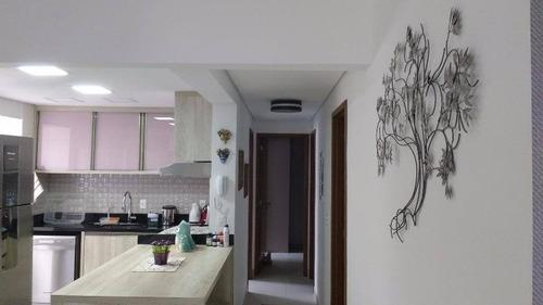 maravilhosa cobertura 3 dormitórios - jardim são lourenço - co0134