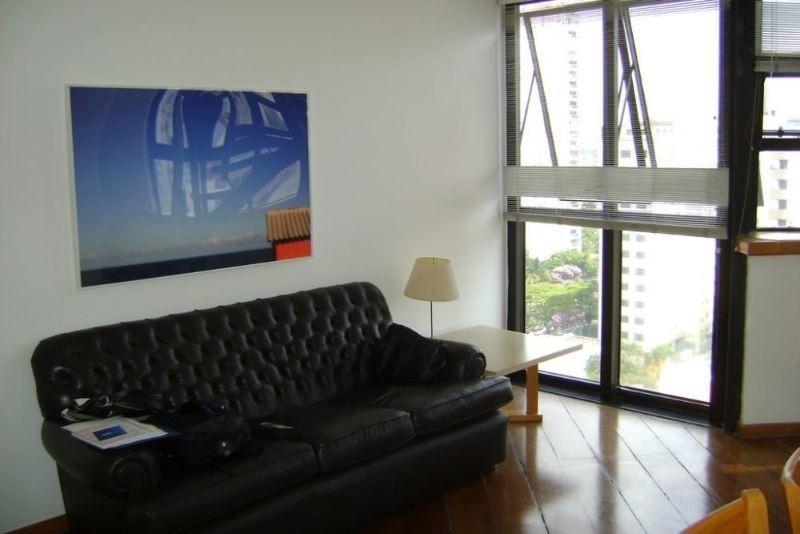 maravilhosa cobertura duplex 100 m² úteis reformada 1 vaga de garagem - 345-im81213