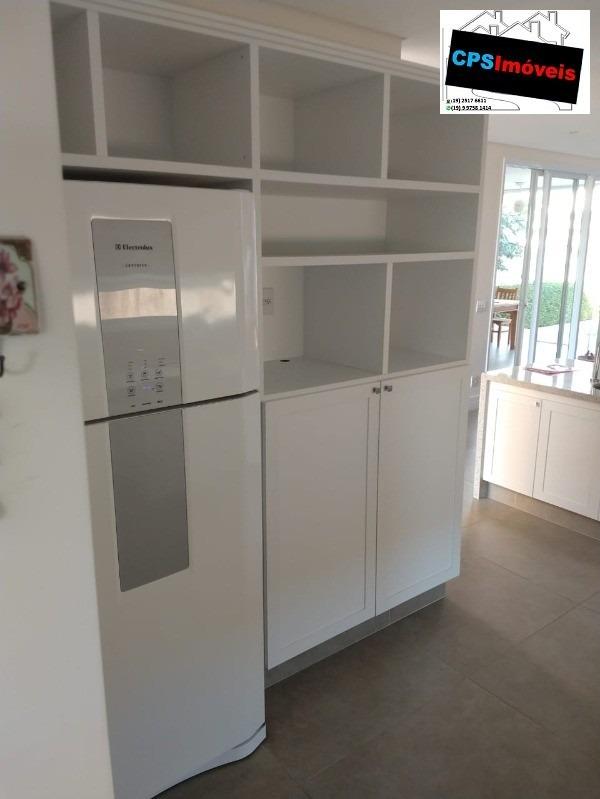 maravilhosa residencia no condominio parque das quaresmeiras em campinas - ca00238 - 34385307