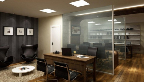 maravilhosa sala comercial marcos zero office scs - 213