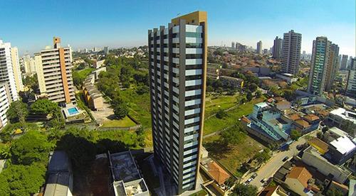 maravilhosa sala comercial, nova, no coração do bairro jardim!!!  prédio moderno com arquitetura arrojada!!! - sa0070