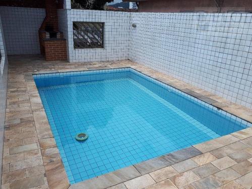 maravilhosa sobreposta alta duplex com piscina e churrasqueira! - ca0254