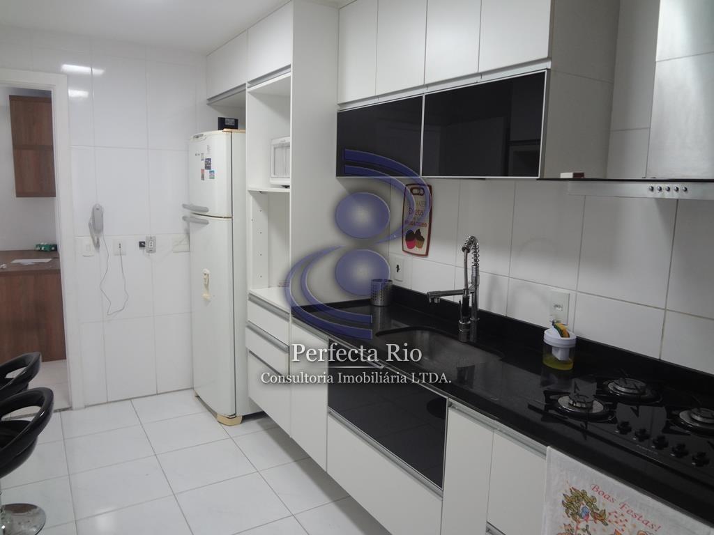 maravilhoso apartamento, 112m², 04 quartos, cozinha completa