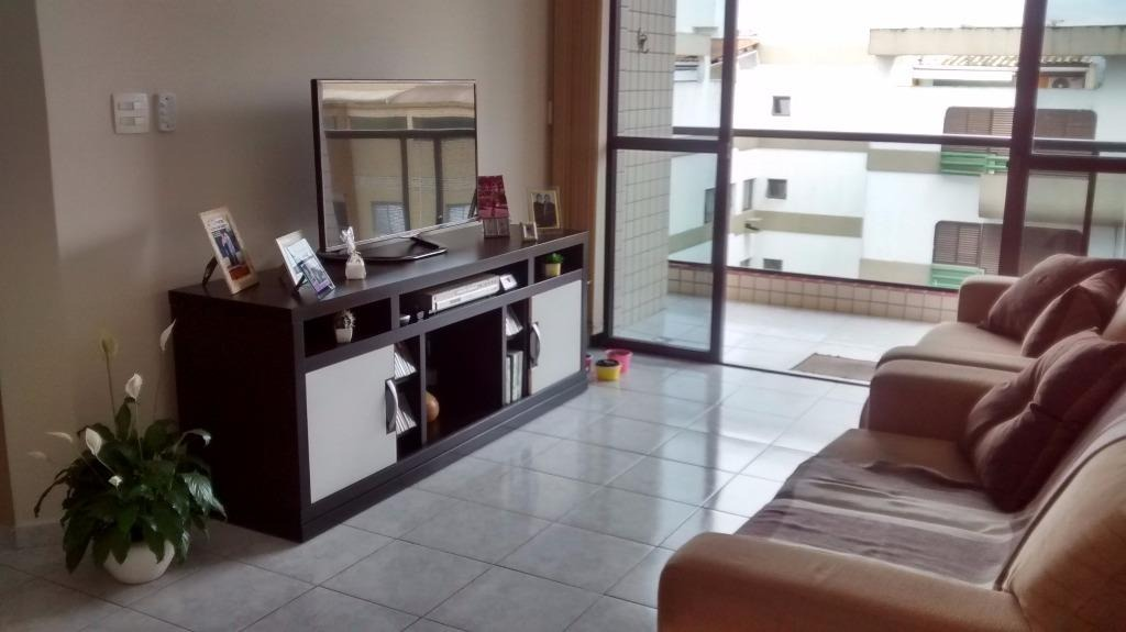 maravilhoso apartamento 2 dormitórios com lazer - astúrias - guarujá - ap0947