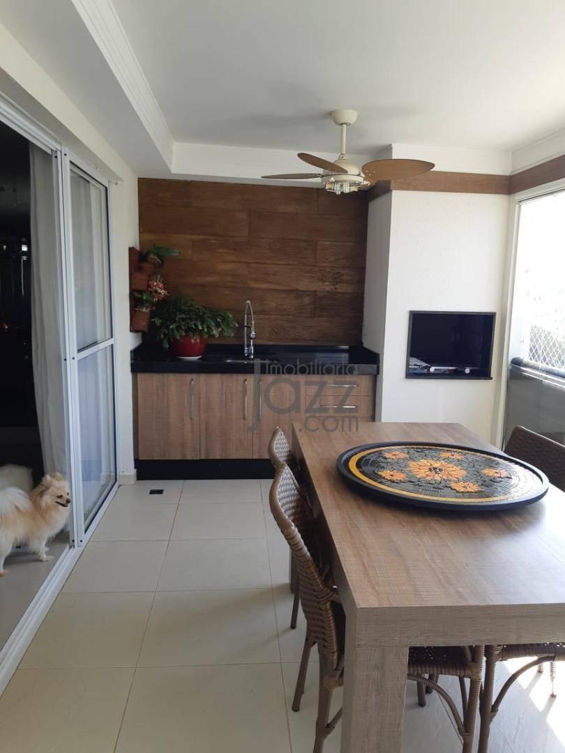 maravilhoso apartamento com 3 dormitórios à venda, 116 m² por r$ 920.000 - vila brandina - campinas/sp - ap2475
