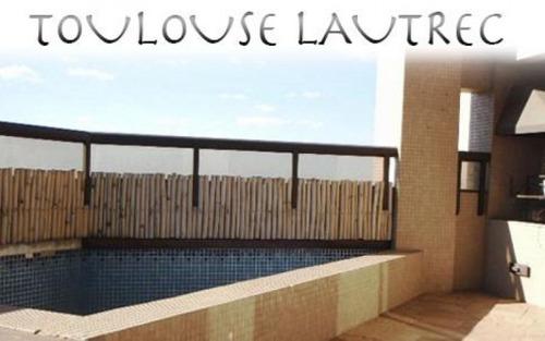 maravilhoso apartamento com terraço gourmet  e piscina , à venda, morumbi, são paulo.