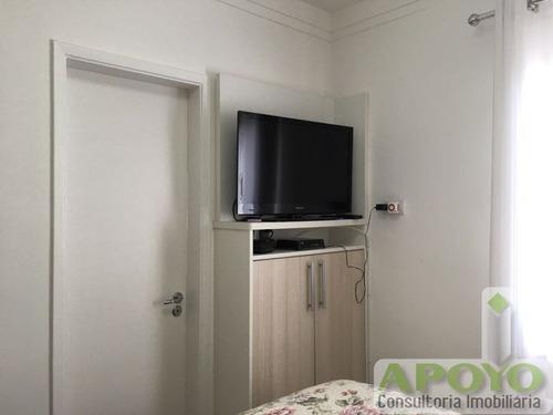 maravilhoso apartamento em jd. prudênca - yo3668