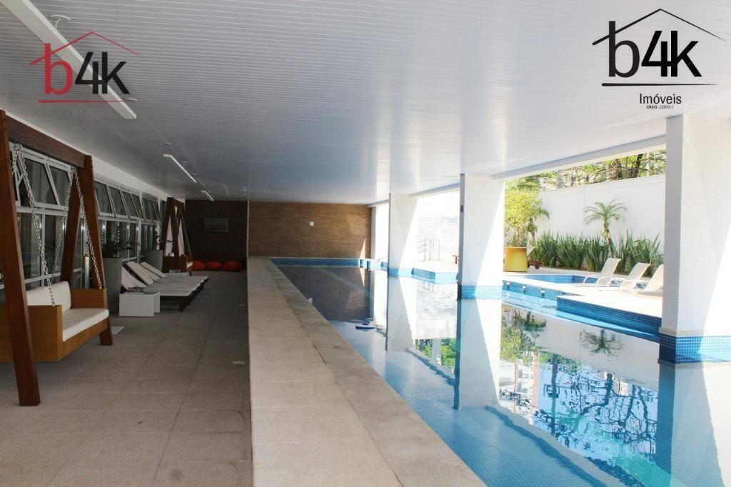 maravilhoso apartamento no home boutique brooklin, 54m² , são paulo. - ap0623